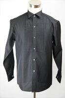 ドレスシャツ黒35sh1b-02