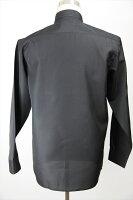 ドレスシャツ黒35sh1b-04