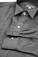 ドレスシャツ黒35sh1b-06