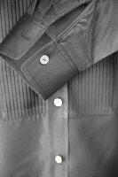 ドレスシャツ黒35sh1b-08