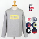 CHUMS チャムス Boat Logo LS T-Shirt ボートロゴ長袖Tシャツ CH01-1284