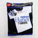 HANES/ヘインズ HM2115G 3P アオラベル クルーネックTシャツ/青パック ヘインズ