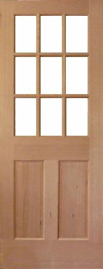 【9種のガラスから選べるアートガラスドア】シンプソン 木製室内ドア944AG 762×2032×35サイズ