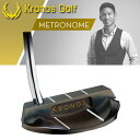 クロノスゴルフ メトロノーム パター Knoros Golf METRONOME