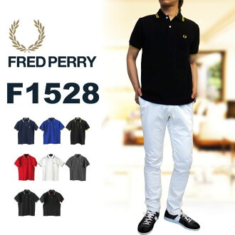 Fred Perry FRED PERRY F1102 tip line polo shirt Japan line mens classic 2 ラインカラーポロシャツ biz ★ 2013 new ★