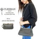 クレドラン ショルダーバッグ レディース CLEDRAN 2...