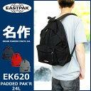 [1000円OFFクーポン発行中]EASTPAK イーストパック イーストパック リュック PADDED PAK'R リュックサック デイパ...