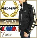 FRED PERRY 【フレッドペリー】 メンズ ツインテープ トラックジャケット ジャージ J5327 インターナショナルモデル 【あす楽対応】【楽ギフ_包装】【RCP】【日本総代理店アイテム】