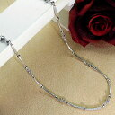 [tomorrow easy correspondence] platinum (Pt850) design necklace (metal / mirror ball) [70%OFF] [free shipping] [smtb-k] [jewel jewelry half price or less] [easy ギフ _ packing] [present] [summer color]