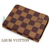 LOUIS VUITTON  ルイ ヴィトン ダミエ 小銭入れ ジッピーコインパース N63070【送料無料】【05P09Jul16】