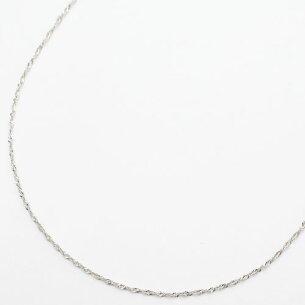 プラチナ ネックレス サイズスクリューチェーン