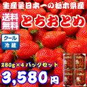 【クール送料無料】感謝価格3980円→3580円!栃木県産と...
