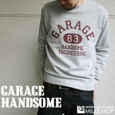 Garage Handsam2/オリジナルトレーナー/ネット限定スタンダードタイプ/【cloth】MILDCHOP