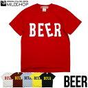 BEER/オリジナル半袖Tシャツ/ビール/オリジナル/デザイン/ロゴ/メッセージ/ネット限定Tシャツ【cloth】MILDCHOP by JACA JACA