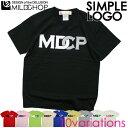 SIMPLE LOGO2 /オリジナル半袖Tシャツ/ロック/スカル/オリジナル/キャラクター/音楽/アニマル/デザイン/ロゴ/メッセージ/ピ...