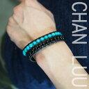CHAN LUU チャンルー メンズ シングルラップブレス ブレスレット SINGLE WRAP BRACELE