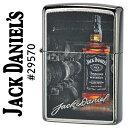zippo(е╕е├е▌б╝ещеде┐б╝)Jack Danielsе╕еуе├епе└е╦еиеы #29570 Street Chrome
