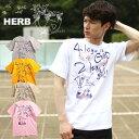 HERB/ハーブ 4LEGS Tシャツ[メンズ 半袖 Tシャツ カットソー ティーシャツ メンズTシャツ カットソー おしゃれ かっこいい 紳士 冬服 冬物 冬...