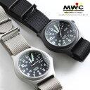 【MWC WATCH】ミリタリーウォッチカンパニー 腕時計 (G10BH 12/24 SS) 71567012/71567013[メンズ 時計 腕時計]