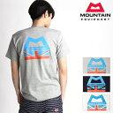 MOUNTAIN EQUIPMENT/マウンテンイクイップメント ME Old ロゴTシャツ 423725 2016ss[メンズTシャツ メンズ Tシャツ 半袖 カットソー 春夏 春物 夏物 新作]
