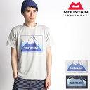 MOUNTAIN EQUIPMENT/マウンテンイクイップメント Snowline ダブルフェイス Tシャツ 423753 2016ss[メンズTシャツ メンズ Tシャツ カットソー 春夏 春物 夏物 新作]