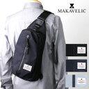 MAKAVELIC/マキャベリック COCCON ボディバッグ 3106-10303 2016aw[メンズ メンズバッグ バッグ バック かばん カバン 鞄 ウ...