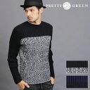 PRETTY GREEN/プリティーグリーン WARLEY クルーネックセーター GSXG37118604[メンズ 長袖 ニット メンズニット セーター メンズ...