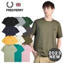 FRED PERRY/フレッドペリー リンガーTシャツ RINGER T-SHIRT M3519