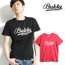 "Bukta/バクタ ロゴTシャツ""Bukta Logo"" BKT-TS12S006C[メンズ 半袖 Tシャツ カットソー ティーシャツ メンズTシャツ カットソ..."