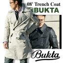 Bukta/バクタ トレンチコート BSJ33[メンズ コート アウター ジャケット メンズコート メンズアウター メンズジャケット おしゃれ かっ..