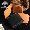 REDMOON レッドムーン RRC 2000M 二つ折り財布 サドル[メンズ 本革 折りたたみ財布...