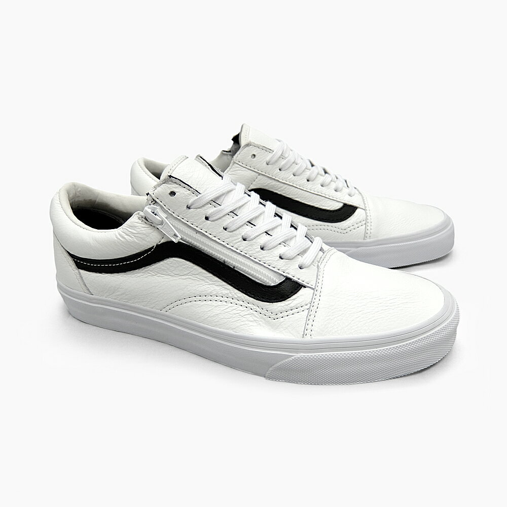 vans mens white leather