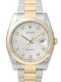 ロレックス ROLEX デイトジャスト 10Pダイヤ 116203G 【新品】 【腕時計】 【メンズ】