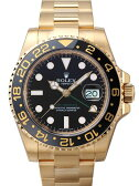 ロレックス ROLEX GMTマスターII 116718LN 【新品】 【腕時計】 【メンズ】