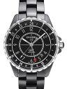 【新品】【シャネル】【J12 GMT オートマティック】【腕時計】【メンズ】【送料無料】