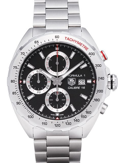 タグ・ホイヤー フォーミュラ1 クロノグラフ / Ref.CAZ2010.BA0876 【新品】【腕時計】【メンズ】【送料無料】