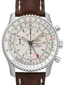 ブライトリング ナビタイマー ワールド / Ref.A242G71WBD 【新品】【腕時計】【メンズ】
