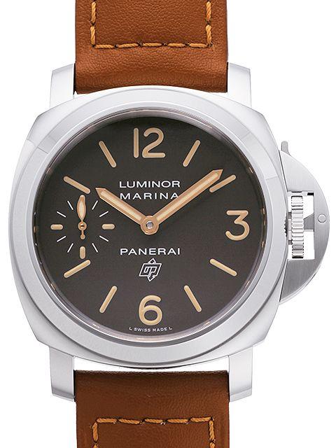 パネライ ルミノール マリーナ ロゴ アッチャイオ / Ref.PAM00632 【新品】【腕時計】【メンズ】