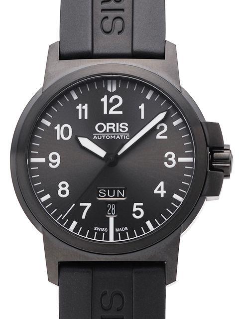 オリス BC3 アドバンスド デイデイト / Ref.735 7641 4733R 【新品】【腕時計】【メンズ】