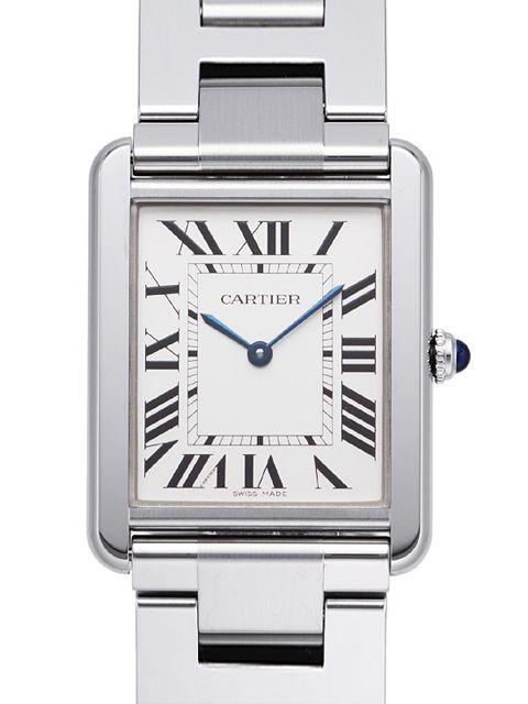カルティエ CARTIER 時計 タンク ソロ LM / Ref.W5200014 【新品】【時計】【メンズ】 カルティエ
