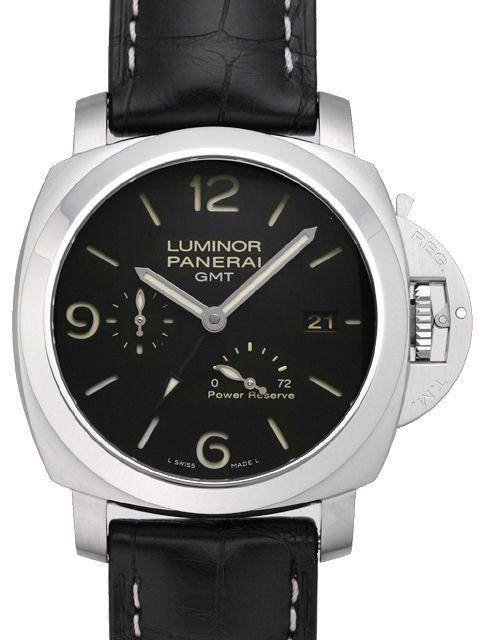 パネライ PANERAI ルミノール 1950 3デイズGMT パワーリザーブ / Ref.PAM00321 【新品】【腕時計】【メンズ】