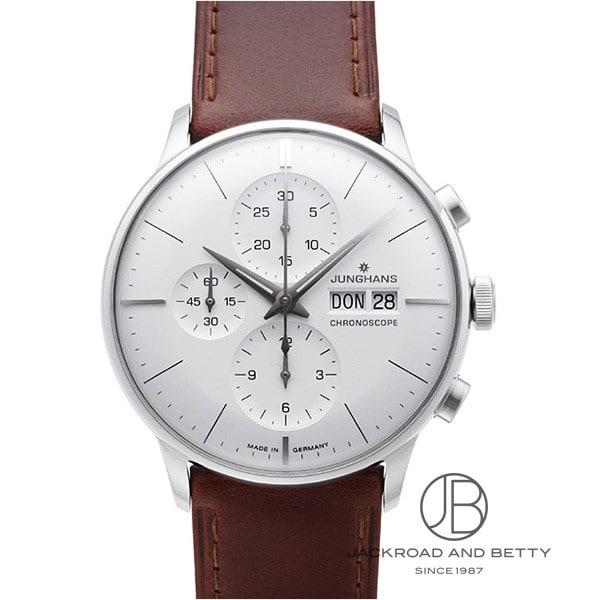 ユンハンス JUNGHANS マイスター クロノスコープ 027/4120.00 【新品】 時計 メンズ