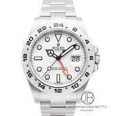 ロレックス ROLEX エクスプローラーII 216570 新品 時計 [メンズ]