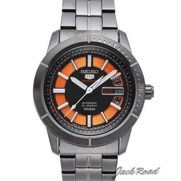 セイコー SEIKO 5スポーツ オートマティック デイデイト SRP345J1 【新品】 時計 メンズ セイコー SEIKO 5スポーツ オートマティック デイデイト SRP345J1 新品 時計 [メンズ]