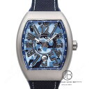 フランク・ミュラー FRANCK MULLER ヴァンガード カモフラージュ V45SCDT MC BL CAMO 新品 時計 [メンズ]