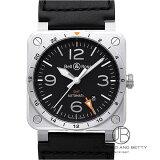 ベル&ロス BELL&ROSS BR03-93 GMT BR0393-GMT-ST/SCA 【新品】 時計 メンズ