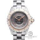 シャネル CHANEL J12 クロマティック ベージュゴールド H4185 新品 時計 メンズ