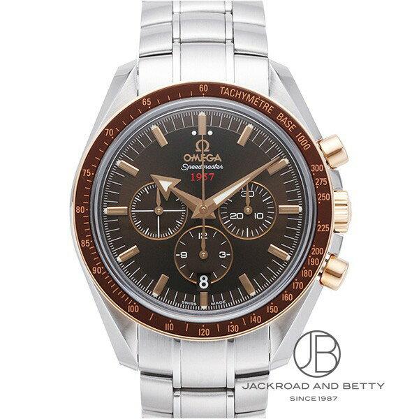 オメガ OMEGA スピードマスター ブロードアロー 1957 321.90.42.50.13.002 【新品】 時計 メンズ
