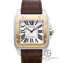 カルティエ CARTIER サントス100 W20072X7 【新品】 時計 メンズ