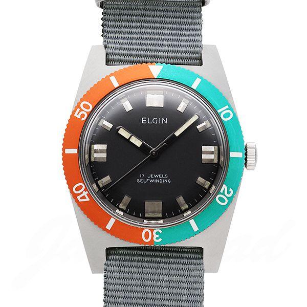 エルジン ELGIN ラウンドモデル 4156 【アンティーク】 時計 メンズ エルジン ELGIN ラウンドモデル 4156 [アンティーク] [時計] [メンズ]